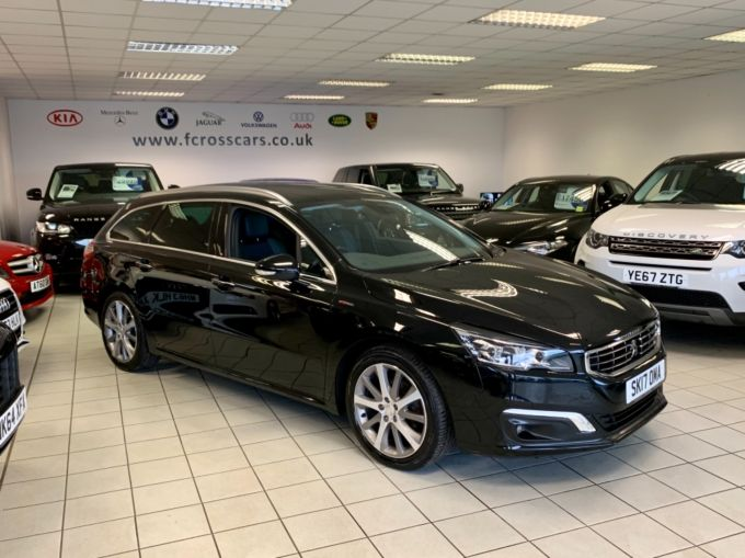 PEUGEOT 508 BLUE HDI S/S SW GT LINE - 4193 - 7