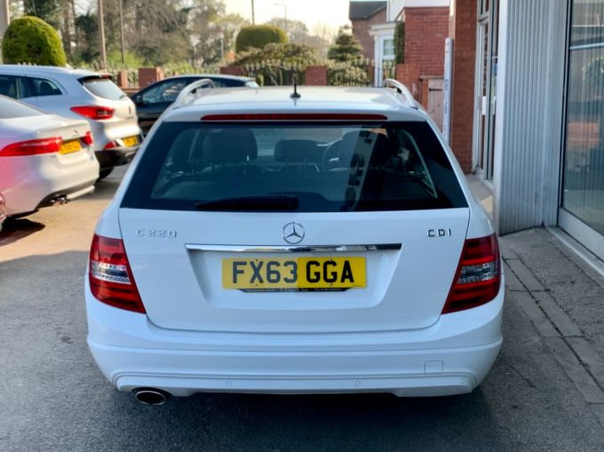 MERCEDES C-CLASS C220 CDI BLUEEFFICIENCY EXECUTIVE SE - 4239 - 6