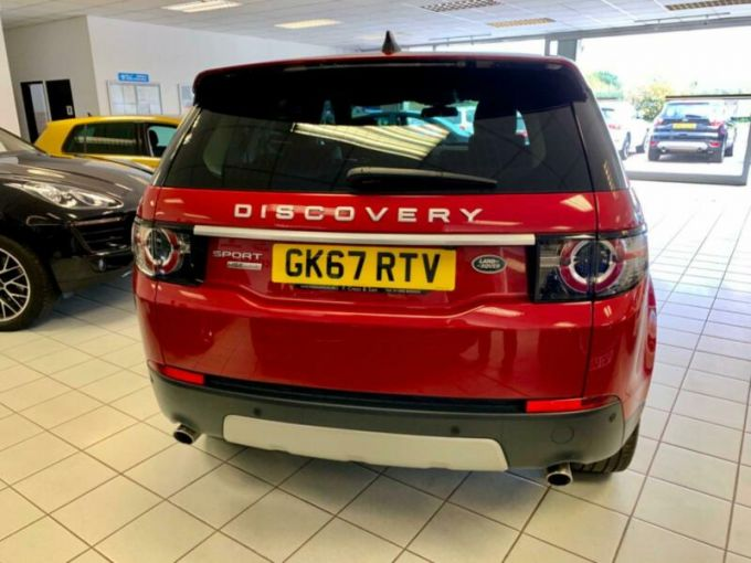 LAND ROVER DISCOVERY SPORT TD4 HSE LUXURY - 4143 - 10