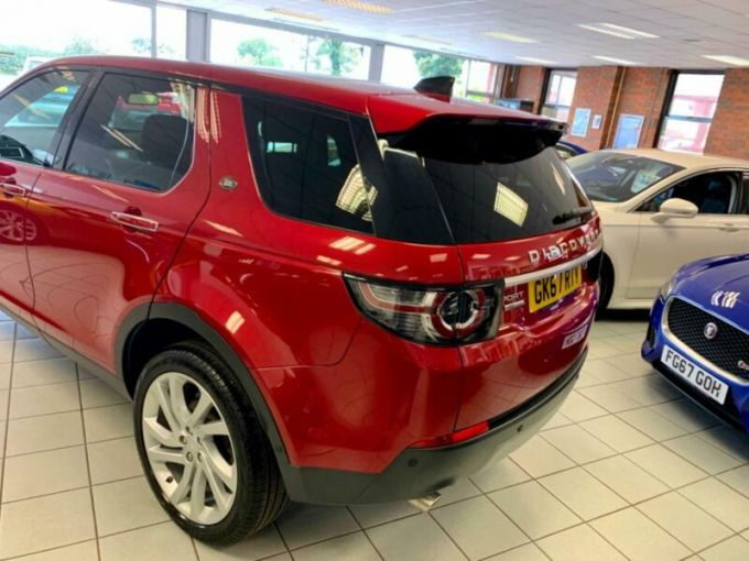 LAND ROVER DISCOVERY SPORT TD4 HSE LUXURY - 4143 - 11