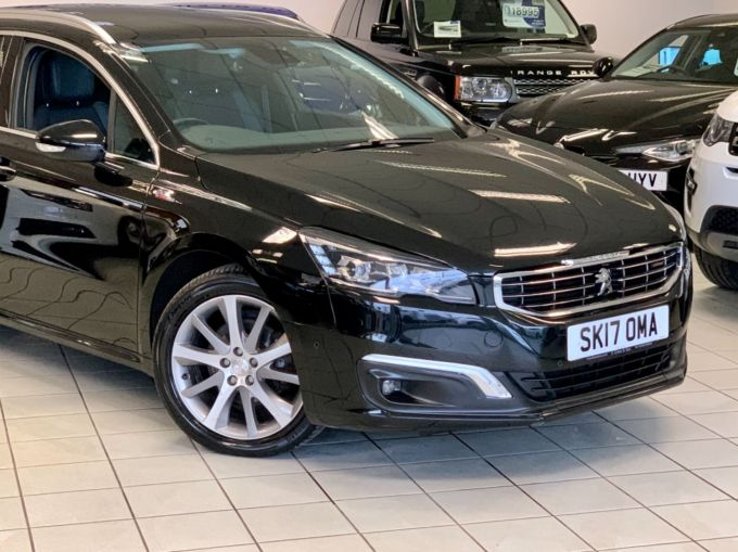 PEUGEOT 508 BLUE HDI S/S SW GT LINE - 4193 - 6