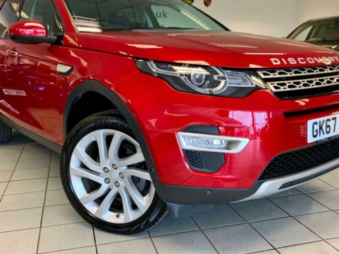 LAND ROVER DISCOVERY SPORT TD4 HSE LUXURY - 4143 - 7