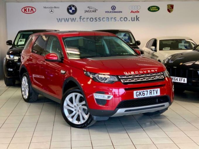 LAND ROVER DISCOVERY SPORT TD4 HSE LUXURY - 4143 - 1