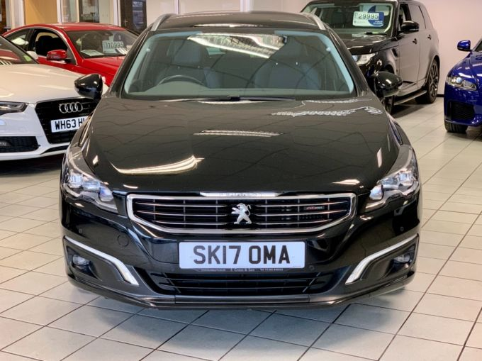 PEUGEOT 508 BLUE HDI S/S SW GT LINE - 4193 - 5