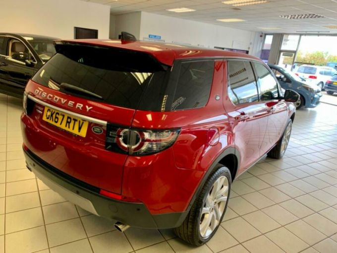 LAND ROVER DISCOVERY SPORT TD4 HSE LUXURY - 4143 - 9