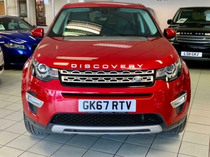 LAND ROVER DISCOVERY SPORT TD4 HSE LUXURY - 4143 - 6