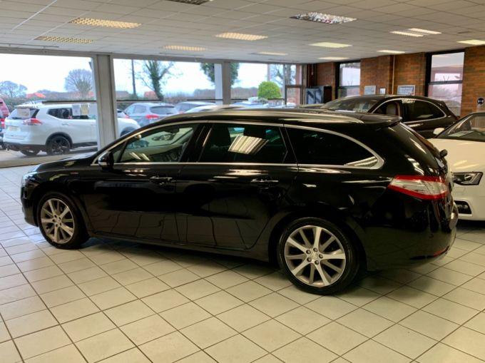 PEUGEOT 508 BLUE HDI S/S SW GT LINE - 4193 - 11