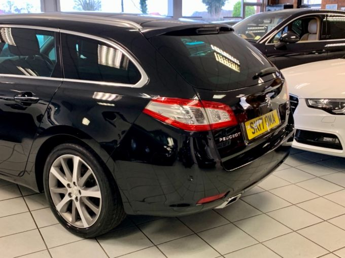 PEUGEOT 508 BLUE HDI S/S SW GT LINE - 4193 - 10