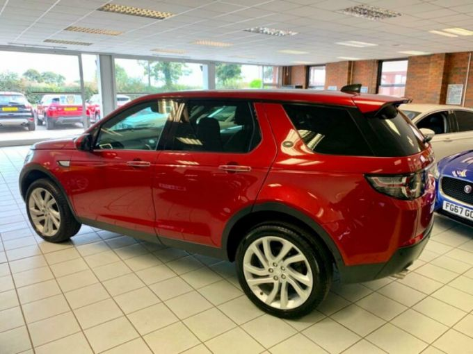 LAND ROVER DISCOVERY SPORT TD4 HSE LUXURY - 4143 - 12